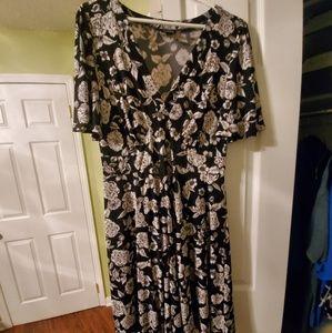Torrid swing dress